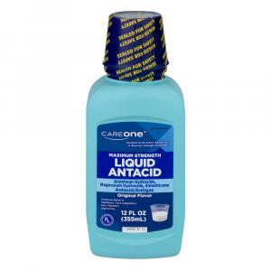 CareOne Maximum Strength Fast Acting Liquid Antacid