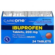 CareOne Ibuprofen Tablets 200 mg