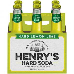 Henry's Hard Lemon Lime Soda