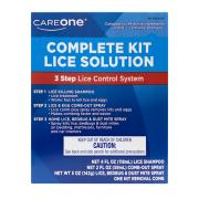 CareOne Lice Solution Complete Kit