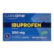 CareOne Ibruprofen Softgels 200 mg