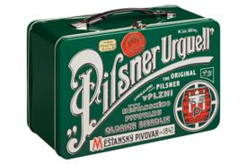 Pilsner Urquell Limited Edition Metal Tins