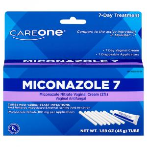 CareOne Miconazole 7 Cream