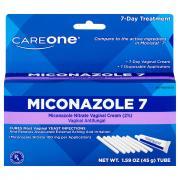 CareOne Miconazole 7 Cream