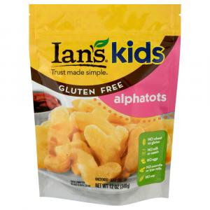 Ian's Kids Alpha Tots Gluten Free