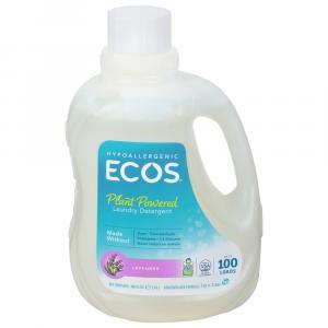 Earth Friendly Ecos Ultra Lavendar Laundry Detergent HE