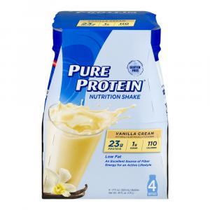 Pure Protein Rich Vanilla Shakes