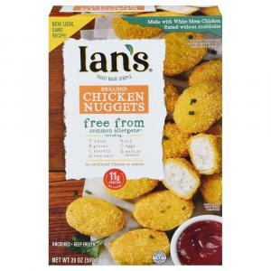 Ian's All Natural Chicken Nuggets Family Pack