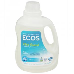 Earth Friendly Ecos Free 'n Clear Laundry Detergent HE