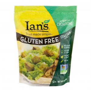 Ian's Gluten Free Italian Croutons