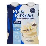 Pure Protein Vanilla Protein Shakes