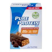 Pure Protein Chocolate Peanut Butter Bars Value Pack