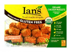 Ian's Organics  Chicken Nuggets
