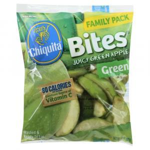 Chiquita Green Apple Bites Family Pack