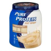 Pure Protein Whey Vanilla Cream Powder