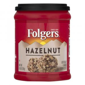 Folgers Hazelnut Ground Coffee
