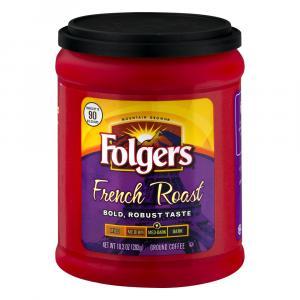 Folgers French Roast Coffee