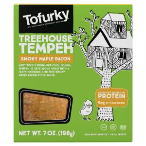 Tofurky Marinated Smokey Bacon Tempeh