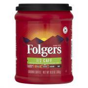 Folgers Half Caffeine Ground Coffee