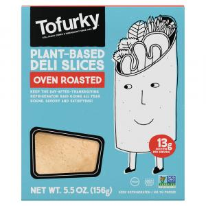 Tofurky Oven Roasted Deli Slice