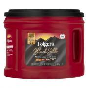 Folgers Black Silk Coffee