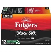 Folgers Black Silk Coffee K-Cups