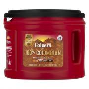 Folgers Colombian Medium Dark Coffee