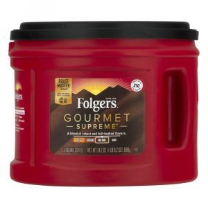 Folgers Gourmet Supreme Coffee