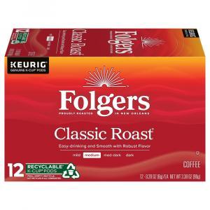 Folgers Gourmet Classic Roast K-Cups