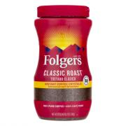 Folgers Instant Crystals Coffee
