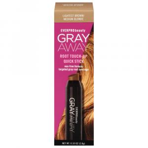 Everpro Gray Away Root Touch Up Quick Stick Lightest Brown
