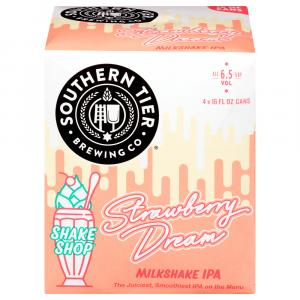 Southern Tier Brewing Co. Strawberry Dream Milkshake IPA