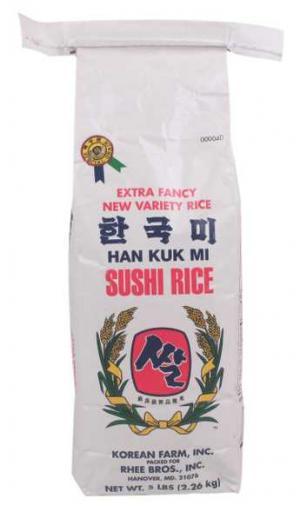 Sushi Rice Han Kuk Mi