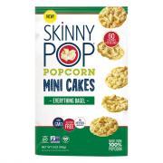 Skinny Pop Popcorn Mini Cakes Everything Bagel