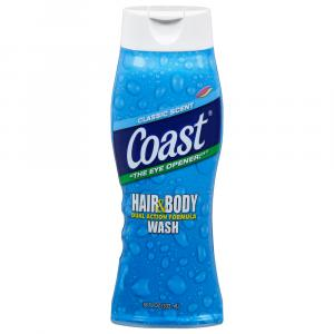 Coast Pacific Force Body Wash