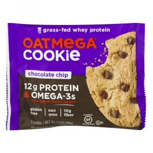Oatmega Chocolate Chip Cookie