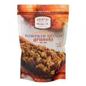 Creative Snacks Co. Pumpkin Pecan Granola