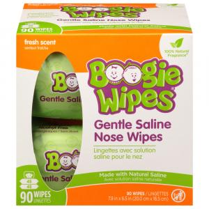 Boogie Wipes Fresh Scent 3 Pack Bag