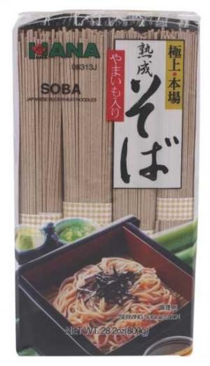 Soba Japanese Noodle Wheat Flour