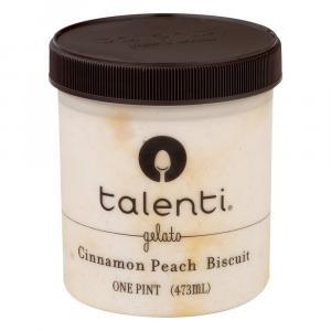 Talenti Cinnamon Peach Biscuit Gelato