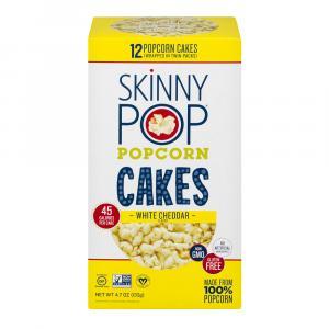 Skinny Pop White Cheddar Popcorn Cakes