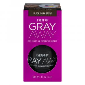 Everpro Gray Away Root Touch Up Magnetic Powder Light Brown