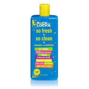 Rock the Locks So Fresh & So Clean Shampoo & Conditioner
