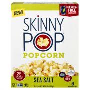 Skinny Pop Sea Salt Microwave Popcorn