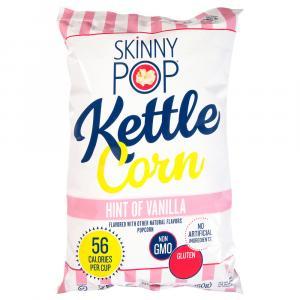 Skinny Pop Kettle Corn Gluten Free Sweet Vanilla