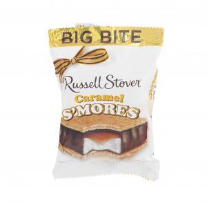 Russell Stover Caramel S'mores Big Bite