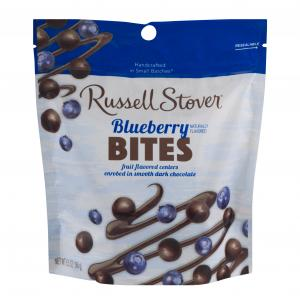 Russell Stover Dark Chocolate Blueberry Bites