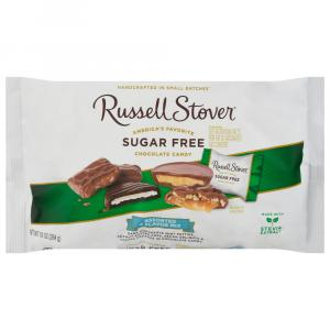 Russell Stover Sugar Free Four Flavor Mix