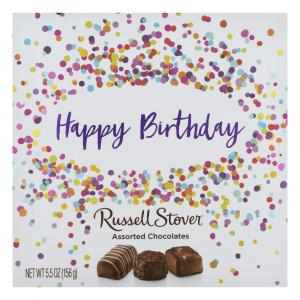 Russell Stover Happy Birthday Assorted Chocolates