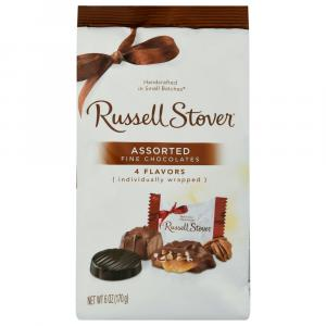 Russell Stover Assorted Chocolates Mini Gusset Bag